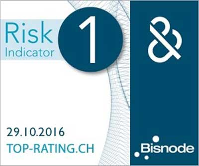 October 2016 – top rating once again for VITARIS