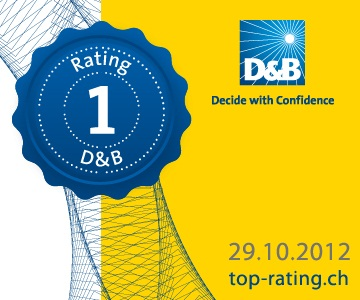Oktober 2012 – Top Rating for VITARIS