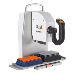 FluidX Aperio Semi-Automated Vial Capping and Decapping System